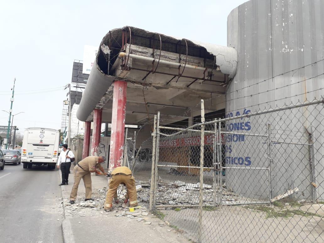 Pendientes 30 estructuras por restaurar o demoler