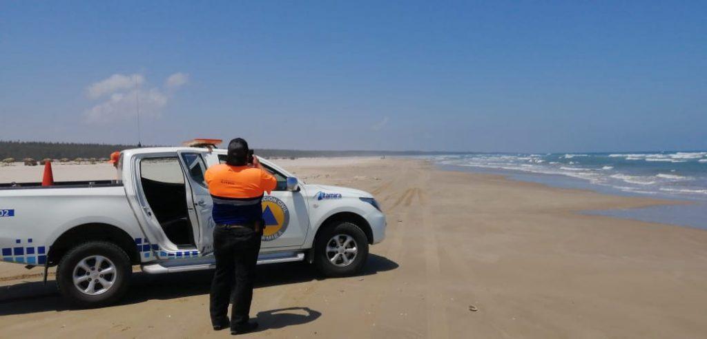 Aclaran, playa Tesoro se abrirá sólo para pesca depotiva