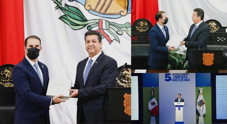 México despertó y no tolerará más abusos del poder central: Francisco Cabeza de Vaca.