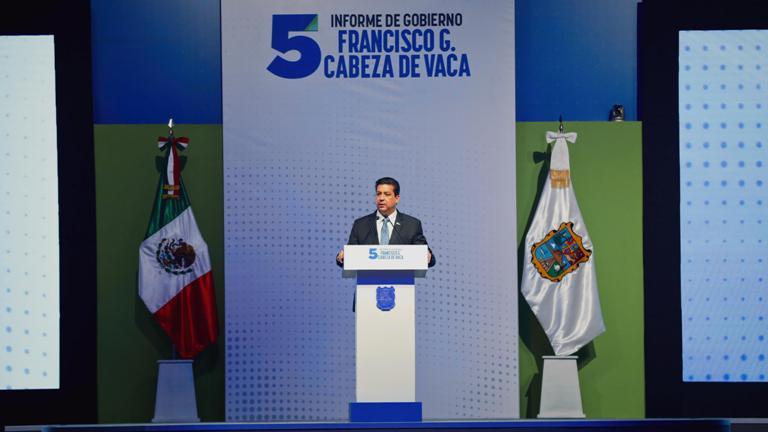 MÉXICO DESPERTÓ Y NO TOLERARÁ MÁS ABUSOS DEL PODER CENTRAL: FGCV