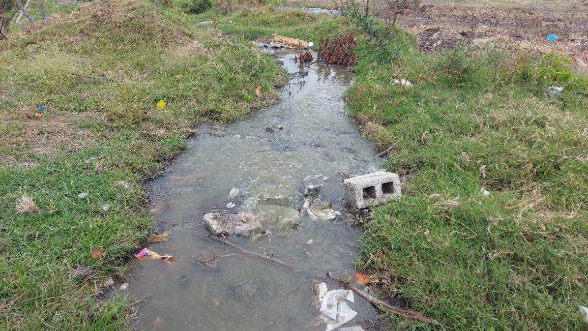 """Envenena"" COMAPA Altamira a Laguna de Champayán"
