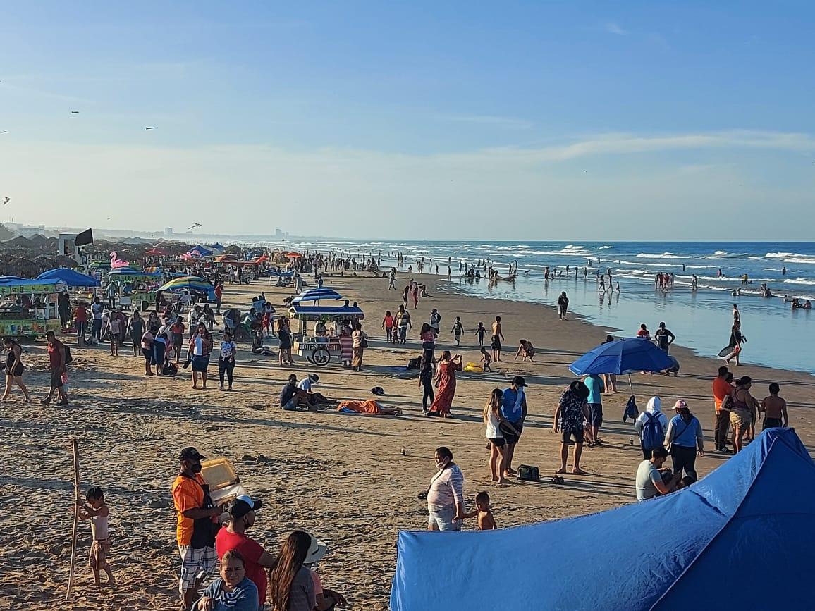 Visitan Miramar más de cien mil turistas