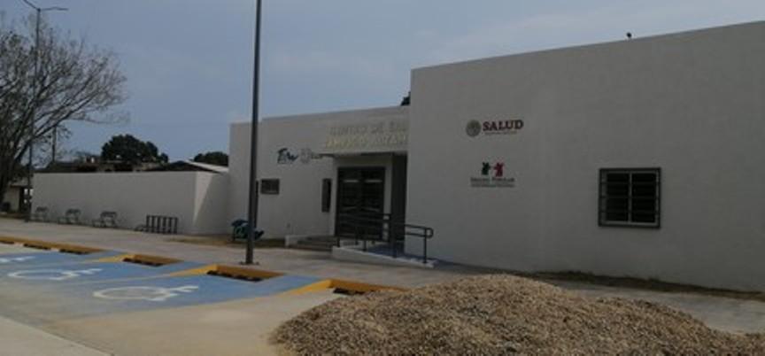 Módulo de Salud en Altamira cerrado por trámite burocrático