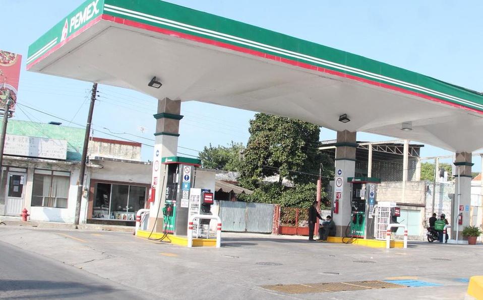 Gasolina en Altamira de las más caras de Tamaulipas