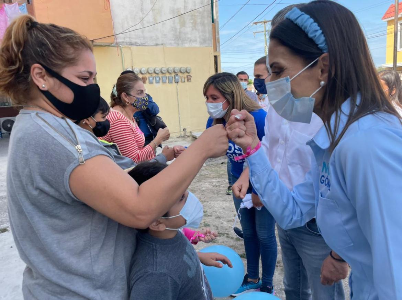 Impulsaré leyes para que Tampico siga creciendo: Nora Gómez