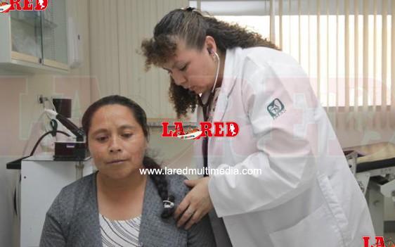 Predominan en mujeres los casos de anemia, indica IMSS
