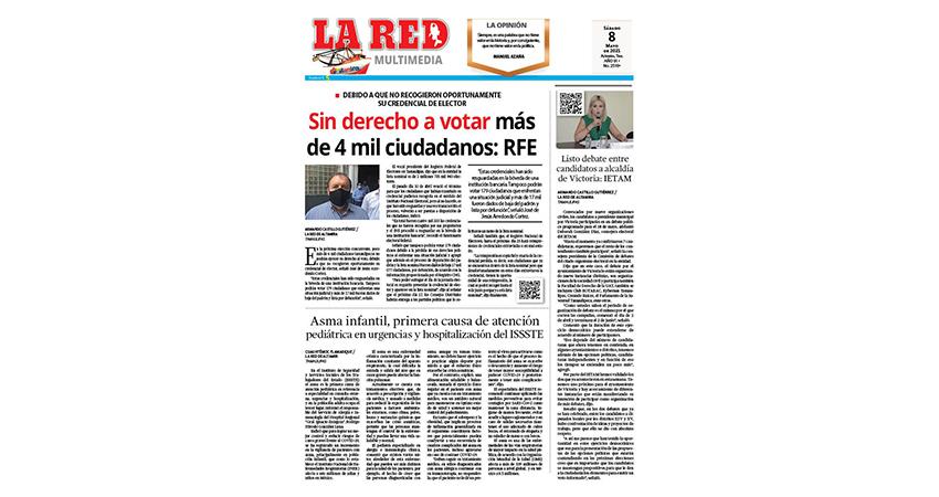 Sin derecho a votar más de 4 mil ciudadanos: RFE