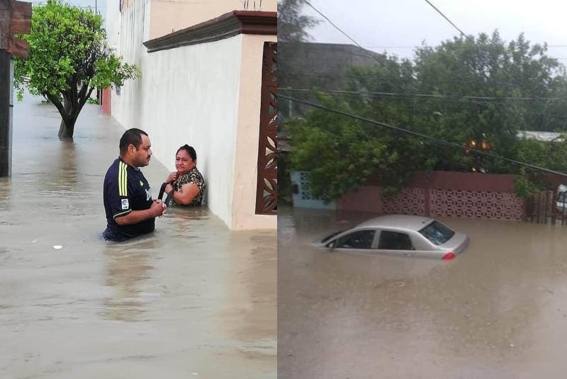 Rehabilitarán infraestructura de agua y drenaje en Matamoros