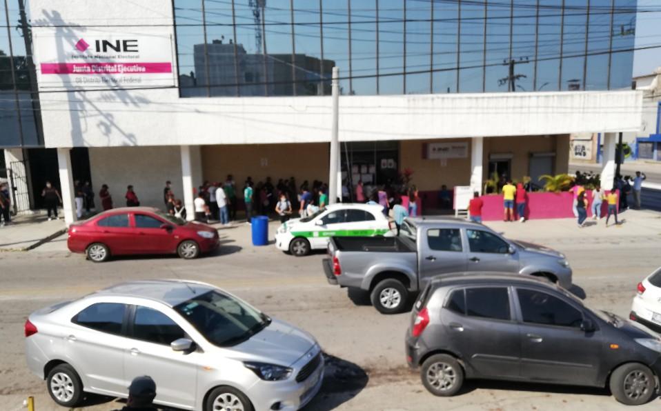 Listas nominales para la consulta popular llegan a Tamaulipas