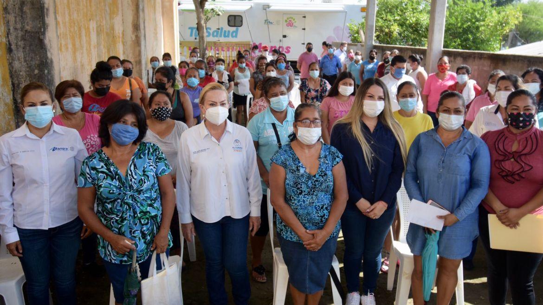 Respalda alcaldesa y DIF Altamira salud de mujeres altamirenses