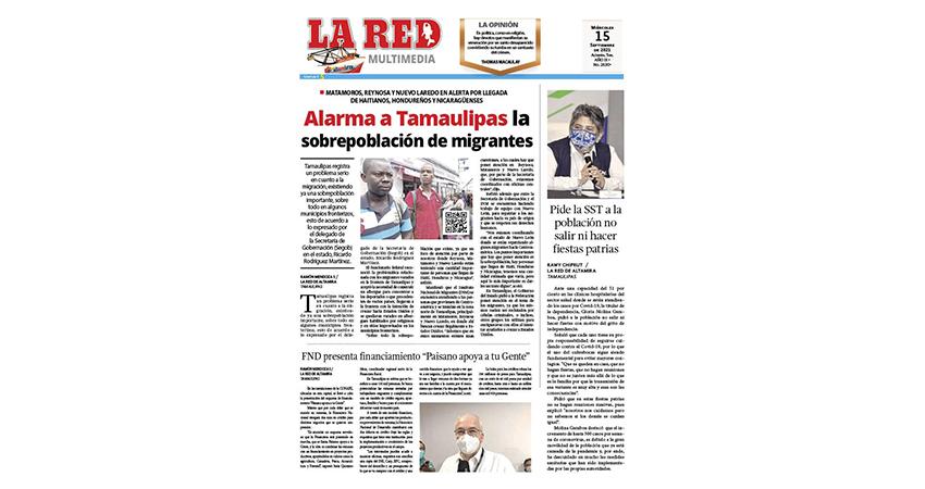 Alarma a Tamaulipas la sobrepoblación de migrantes