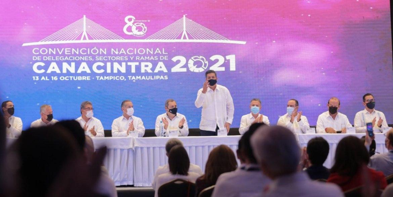 Tamaulipas tiene un gobernador que ha sabido apoyar a las empresas durante la pandemia