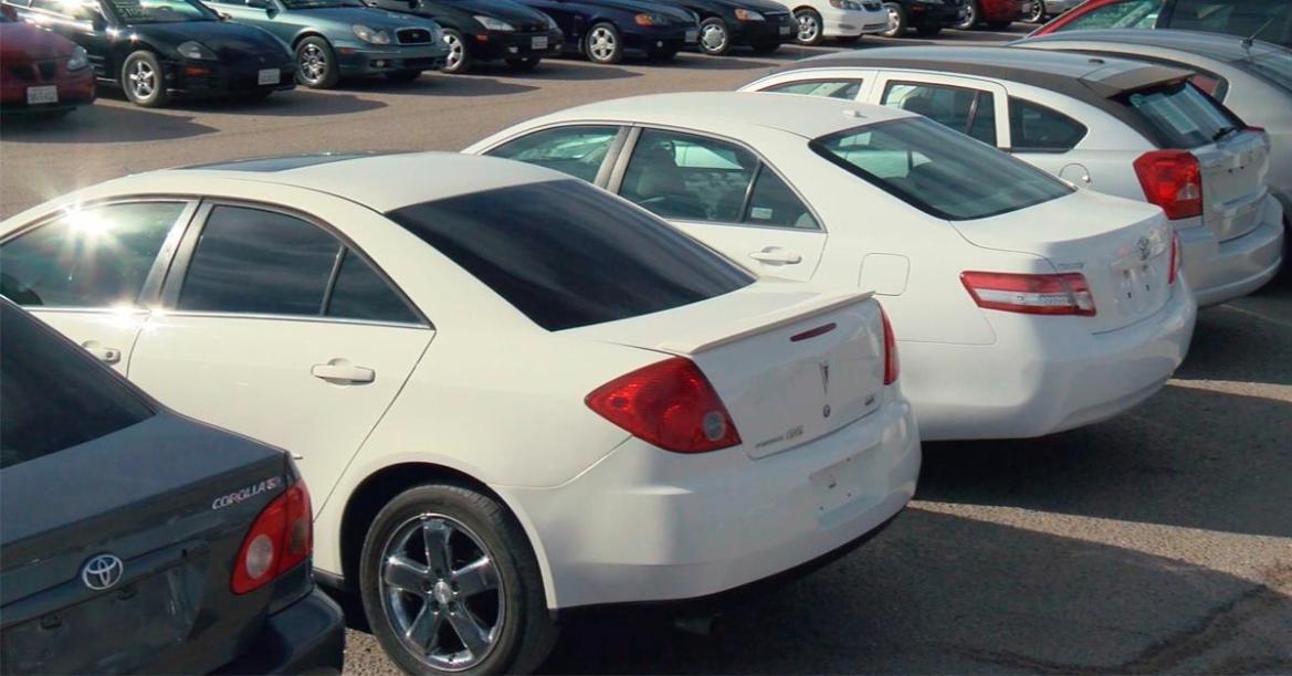 """Casi 200 mil autos chuecos son """"clientes"""" a la regularización"""