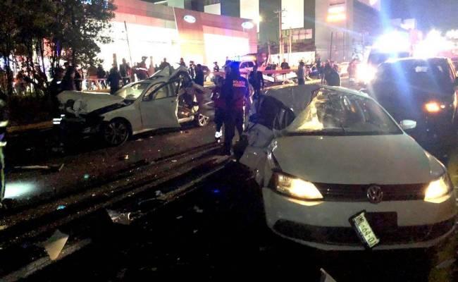Seguridad Pública Confirmó 7 Muertos Por Volcadura En La