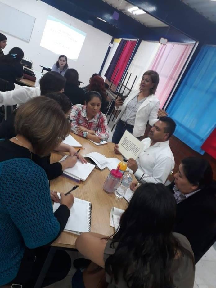 Personal de Educación Especial Región Norte asisten a Talleres de Capacitación 4