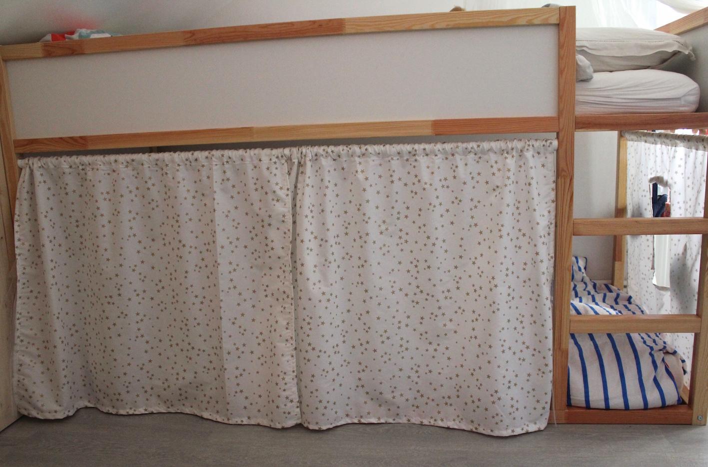 le lit cabane de princesses diy la reine de l iodela reine de l iode