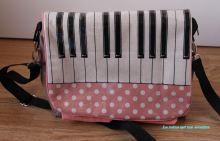 sac à main piano