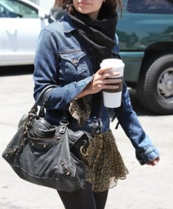 Nicole Richie attended driving school in Van Nuys today after her attorney got an extension on her probation yesterday. Richie had a court-approved maternity leave of absence from her classes but now has until March 2011 to complete her required alcohol education courses. The reality star was in a scarf and jacket. June 23, 2010 X17online.com exclusive