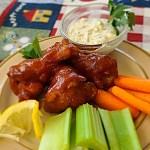 BBQ Chicken Wing Sauce (1)