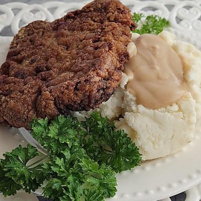 Gluten-Free Chicken Fried Steak