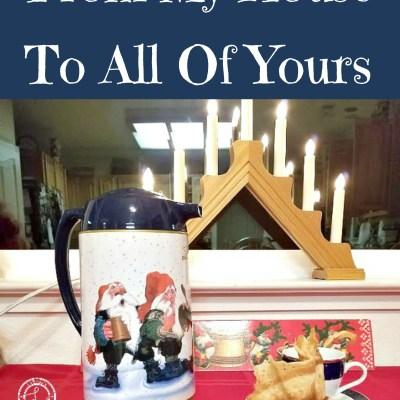 Merry Christmas and God Jul