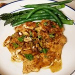 Oive Citrus Chicken with Asparagus and Green Beans