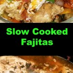 Slow cooked Fajitas Bowls are quick, easy, sweet, spicy and dripping with flavor. Make from frozen chicken breasts, with fresh lime juice. Fix it and forget