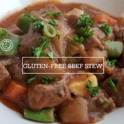 Gluten-Free Beef Stew