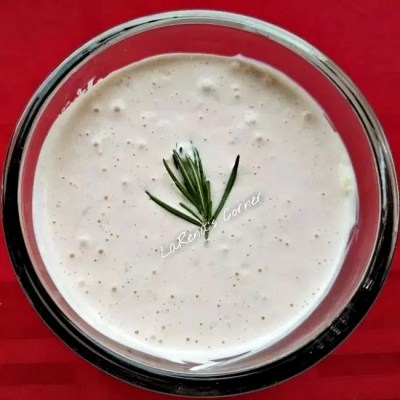 Rosemary Red Onion Dressing