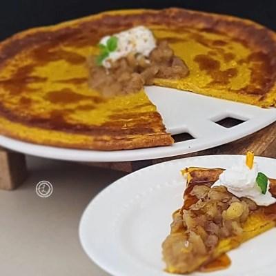 Gluten-Free Pumpkin Dutch Pancake