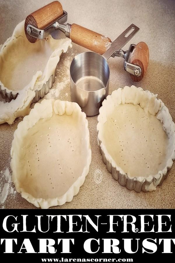 Gluten-Free Tart Crust