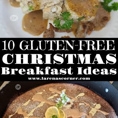 Gluten-Free Christmas Breakfast Ideas