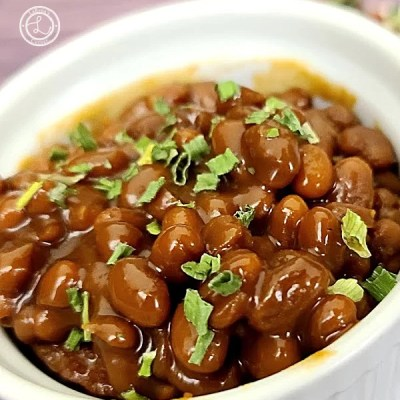 Stovetop Boston Baked Beans