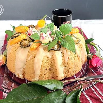 Gluten-Free Jalapeno Marmalade Cake