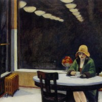 GRAND BLANC RENCONTRE EDWARD HOPPER
