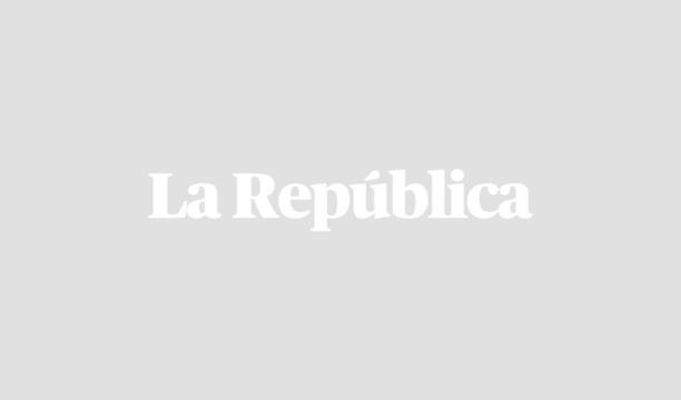 Public cleaning workers protest.  Photo: Carlos Contreras / La República.