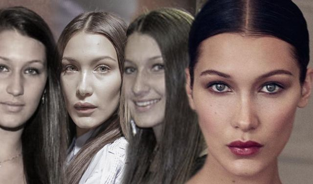 """WX6XMNDWCZCGZBGXKFJHFFMQ5I - FOTOS: Así lucía la """"mujer más bella del mundo"""" antes de todas sus cirugías"""