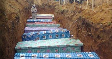 Massacres de Beni : ‹‹ Nous en avons le Ras-le-bol ››, Poème de Hubert Masomeko