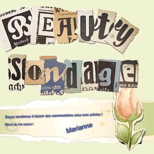 BEAUTY SONDAGE