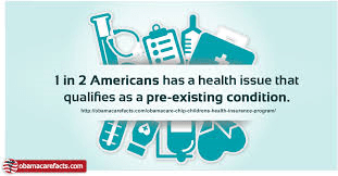Health Care pre existing conditions