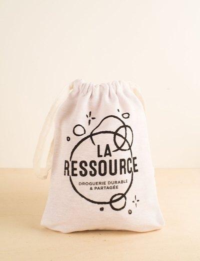 La ressource sac vrac recycle pièces local naturel bio belgique Zero déchet