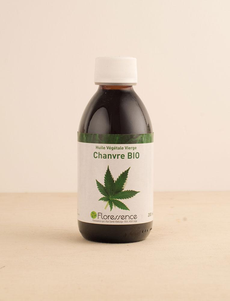 La ressource soins corps visage huile chanvre floressence local naturel bio belgique Zero déchet