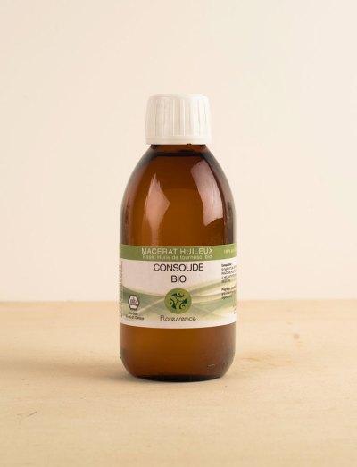 La ressource soins corps visage huile consoude floressence local naturel bio belgique