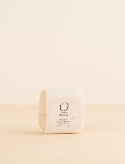 La ressource soins savon shampoing mandarine argile blanche carlo specchio local naturel bio belgique Zero déchet