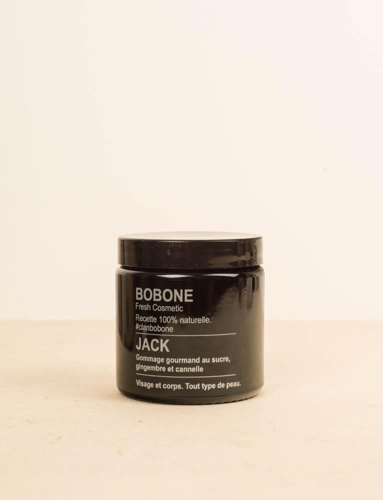 La ressource soins corps gommage gingembre cannelle bobone jack (1 sur 1)