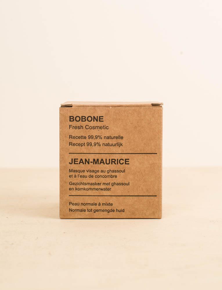 La ressource soins visage masque concombre ghassoul bobone jean maurice 2