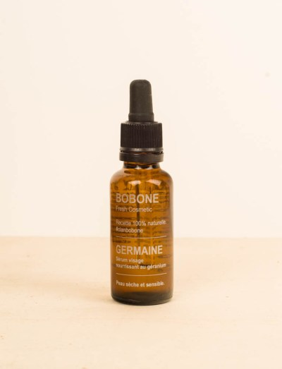 La ressource soins visage serum argan geranium ciste bobone germaine 2