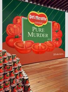 Del Montte, 2003, installation view at Museo de la Cuidad de México