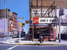 Jone's Diner, 1979.
