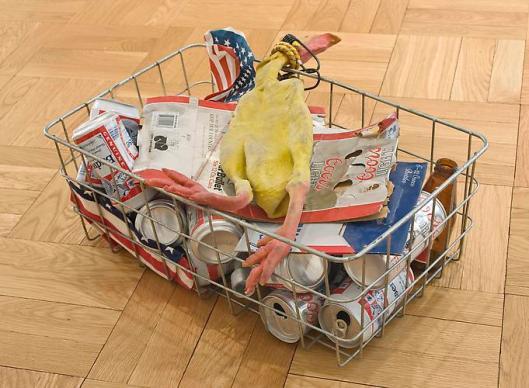 Chicken in a Basket, 1989